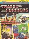 Cover for Transformers (Marvel UK, 1984 series) #14