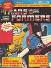 Cover for Transformers (Marvel UK, 1984 series) #15