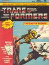 Cover for Transformers (Marvel UK, 1984 series) #16