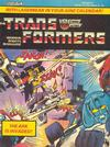 Cover for Transformers (Marvel UK, 1984 series) #18