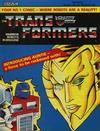 Cover for Transformers (Marvel UK, 1984 series) #19