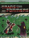 Cover for Transformers (Marvel UK, 1984 series) #20