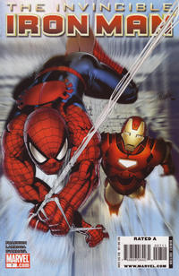Cover Thumbnail for Invincible Iron Man (Marvel, 2008 series) #7