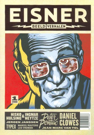 Cover for Eisner (Podium, 2008 series) #1