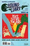 Cover for Young Liars (DC, 2008 series) #9
