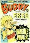 Cover for Buddy (D.C. Thomson, 1981 series) #2