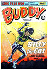 Cover for Buddy (D.C. Thomson, 1981 series) #4