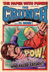 Cover for The Crunch (D.C. Thomson, 1979 series) #8