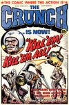 Cover for The Crunch (D.C. Thomson, 1979 series) #21