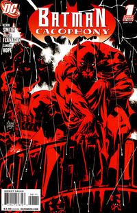 Cover Thumbnail for Batman Cacophony (DC, 2009 series) #1 [Standard Edition]