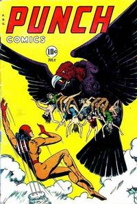 Cover Thumbnail for Punch Comics (Superior Publishers Limited, 1947 series) #20