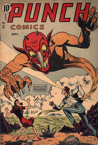 Cover Thumbnail for Punch Comics (Superior Publishers Limited, 1947 series) #21