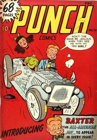 Cover Thumbnail for Punch Comics (Superior Publishers Limited, 1947 series) #22