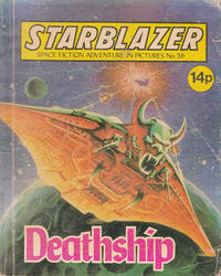 Cover Thumbnail for Starblazer (D.C. Thomson, 1979 series) #36