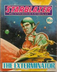 Cover Thumbnail for Starblazer (D.C. Thomson, 1979 series) #64