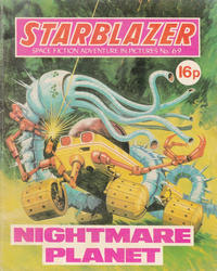 Cover Thumbnail for Starblazer (D.C. Thomson, 1979 series) #69