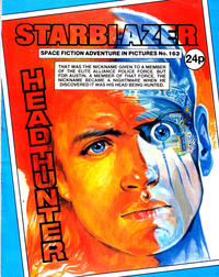 Cover Thumbnail for Starblazer (D.C. Thomson, 1979 series) #163