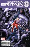 Cover for Captain Britain and MI: 13 (Marvel, 2008 series) #8