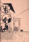 Cover for Fun Home: A Family Tragicomic (Houghton Mifflin, 2006 series)