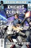 Cover for Star Wars Knights of the Old Republic (Dark Horse, 2006 series) #37