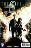 Cover for X-Files (DC, 2009 series) #3