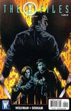 Cover for X-Files (DC, 2009 series) #4