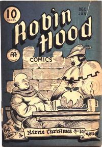 Cover Thumbnail for Robin Hood Comics (Anglo-American Publishing Company Limited, 1941 series) #v1#6