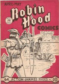 Cover Thumbnail for Robin Hood Comics (Anglo-American Publishing Company Limited, 1941 series) #v1#8