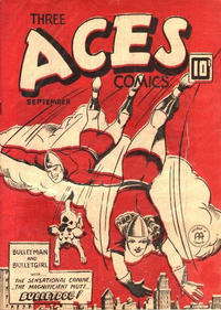 Cover Thumbnail for Three Aces Comics (Anglo-American Publishing Company Limited, 1941 series) #v2#8 [20]