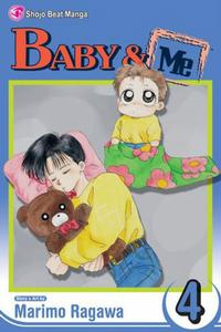 Cover Thumbnail for Baby & Me (Viz, 2006 series) #4