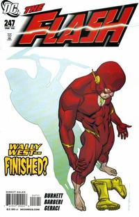 Cover Thumbnail for The Flash (DC, 2007 series) #247