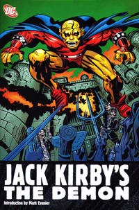 Cover Thumbnail for Jack Kirby's The Demon (DC, 2008 series)