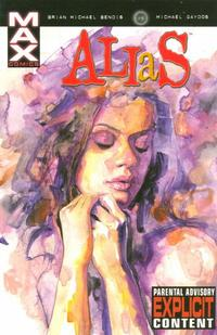 Cover Thumbnail for Alias (Marvel, 2003 series) #3 - The Underneath
