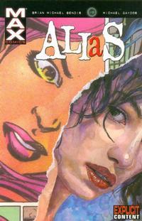 Cover Thumbnail for Alias (Marvel, 2003 series) #4 - The Secret Origins of Jessica Jones
