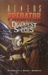 Cover Thumbnail for Aliens / Predator: Deadliest of the Species (Dark Horse, 1996 series)