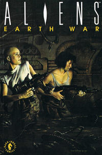 Cover Thumbnail for Aliens: Earth War (Dark Horse, 1991 series)