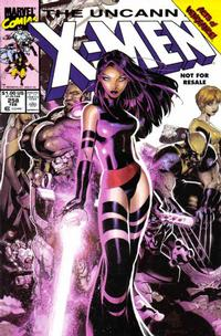 Cover Thumbnail for Uncanny X-Men No. 258 [Marvel Legends Reprint] (Marvel, 2006 series)