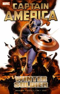 Cover Thumbnail for Captain America: Winter Soldier (Marvel, 2006 series) #1