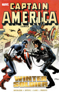 Cover Thumbnail for Captain America: Winter Soldier (Marvel, 2006 series) #2