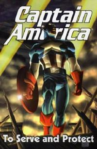Cover Thumbnail for Captain America: To Serve and Protect (Marvel, 2002 series)