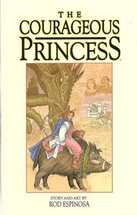 Cover Thumbnail for Courageous Princess (Antarctic Press, 2004 series)