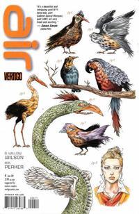 Cover Thumbnail for Air (DC, 2008 series) #4