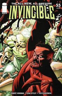 Cover Thumbnail for Invincible (Image, 2003 series) #55