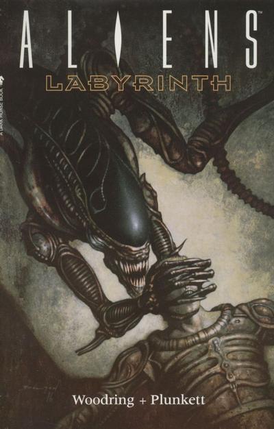 Cover for Aliens: Labyrinth (Dark Horse, 1995 series) #[nn]