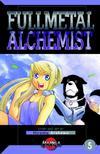 Cover for Fullmetal Alchemist (Bonnier Carlsen, 2007 series) #5