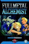 Cover for Fullmetal Alchemist (Bonnier Carlsen, 2007 series) #6