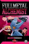 Cover for Fullmetal Alchemist (Bonnier Carlsen, 2007 series) #7