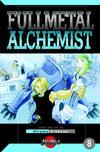 Cover for Fullmetal Alchemist (Bonnier Carlsen, 2007 series) #8