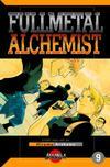 Cover for Fullmetal Alchemist (Bonnier Carlsen, 2007 series) #9