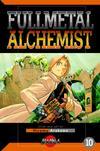 Cover for Fullmetal Alchemist (Bonnier Carlsen, 2007 series) #10